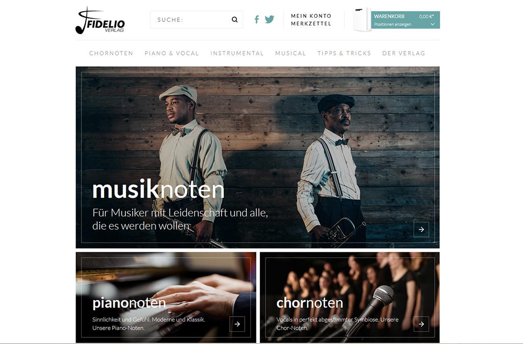 Fidelio Musik Verlag