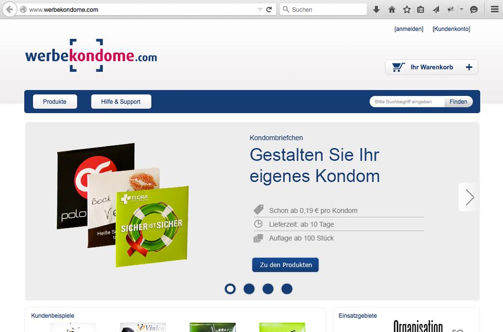 Werbekondome.com