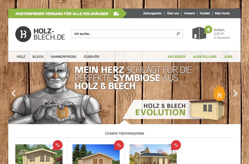 Holz-Blech