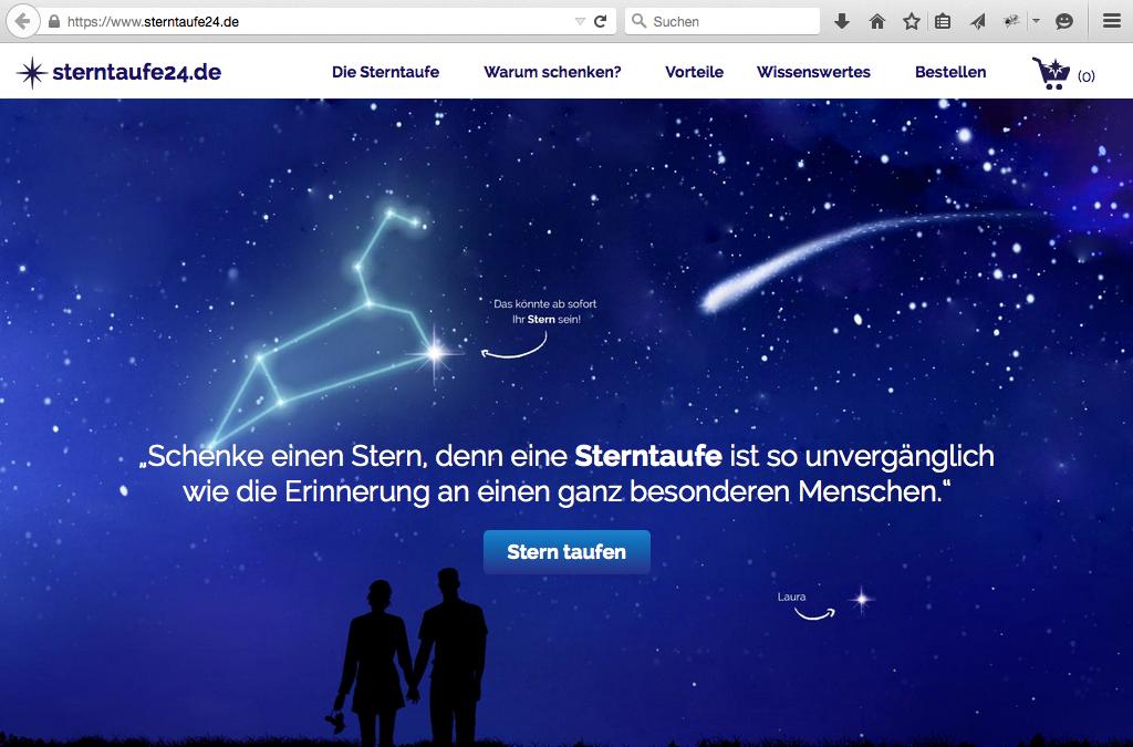 Sterntaufe24