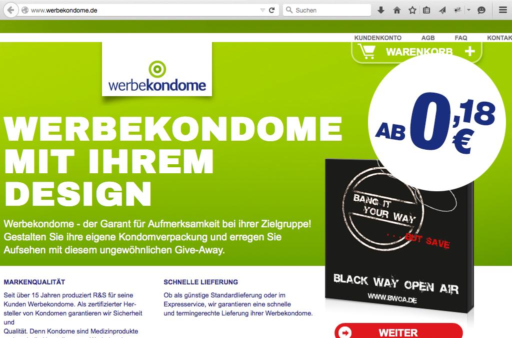 Werbekondome.de
