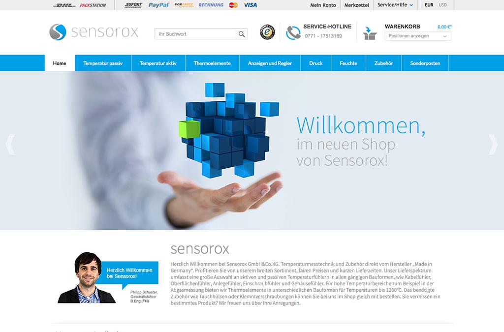 Sensorox