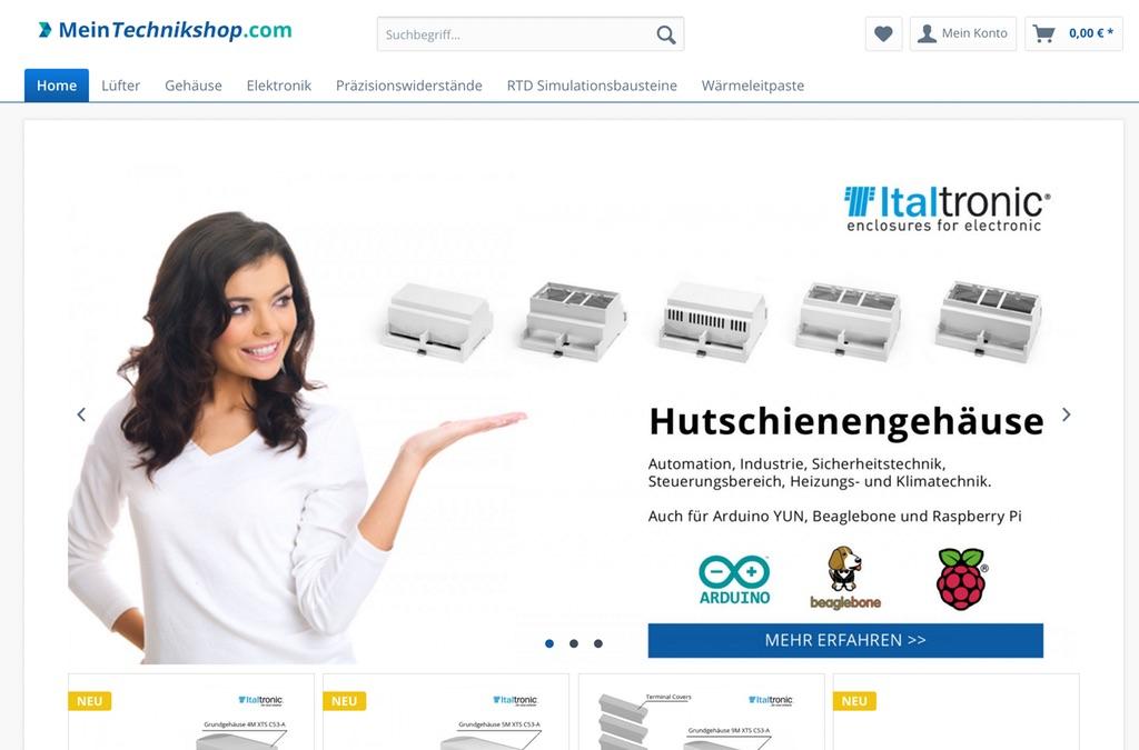 Meintechnikshop.com