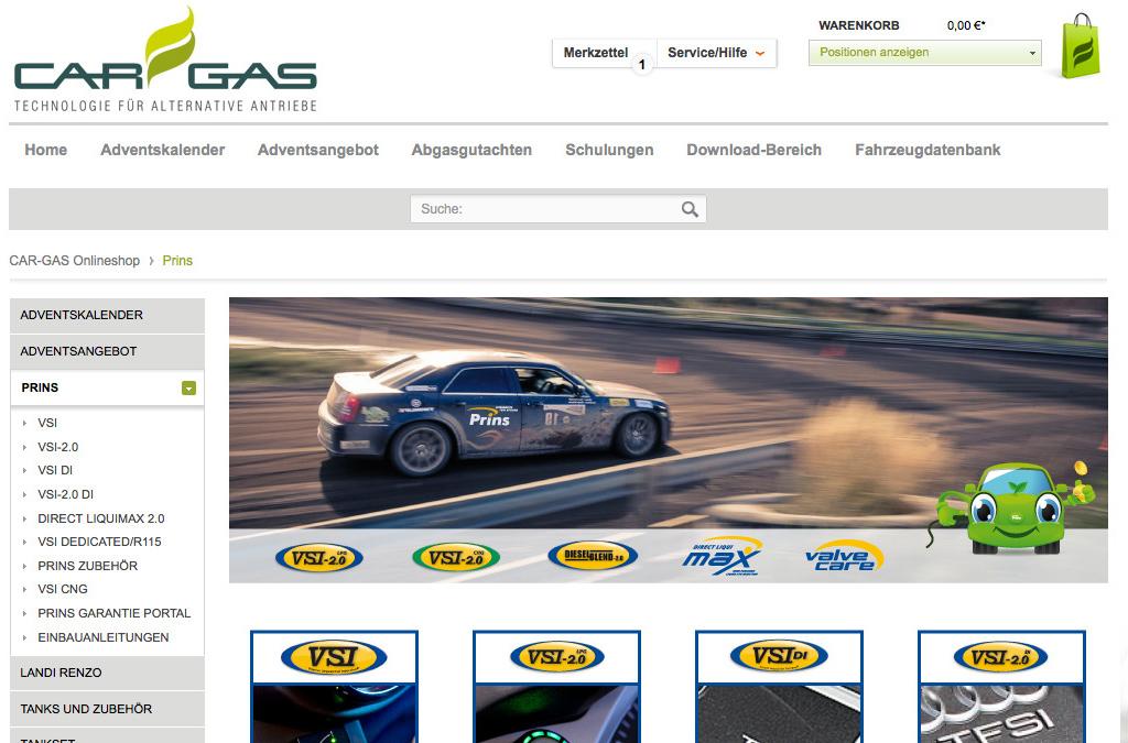 Cargas-Shop.de