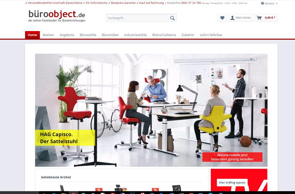 Büro Object