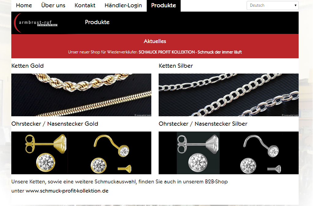 Armbrust-Ruf GmbH Kettenfabrik