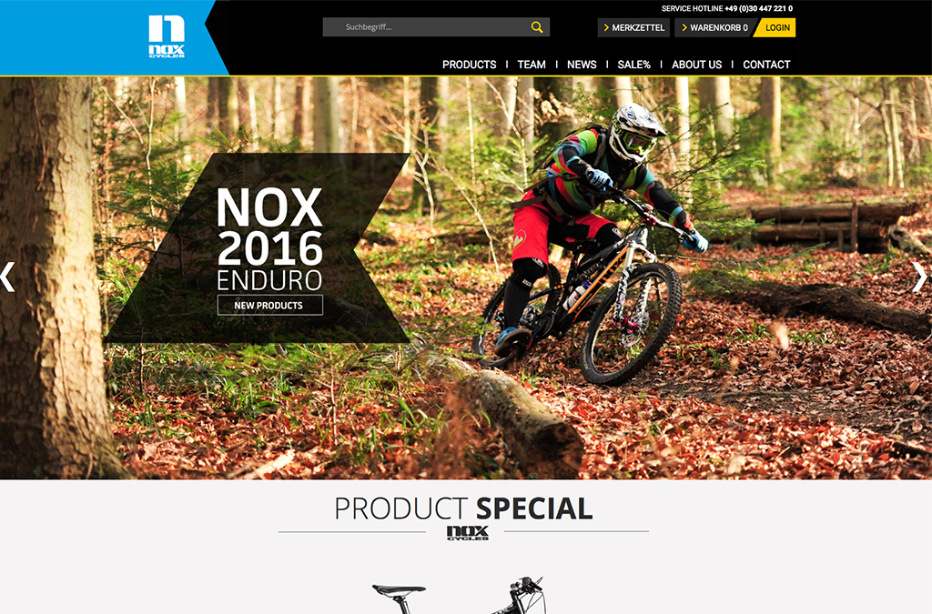 NOX Cycles