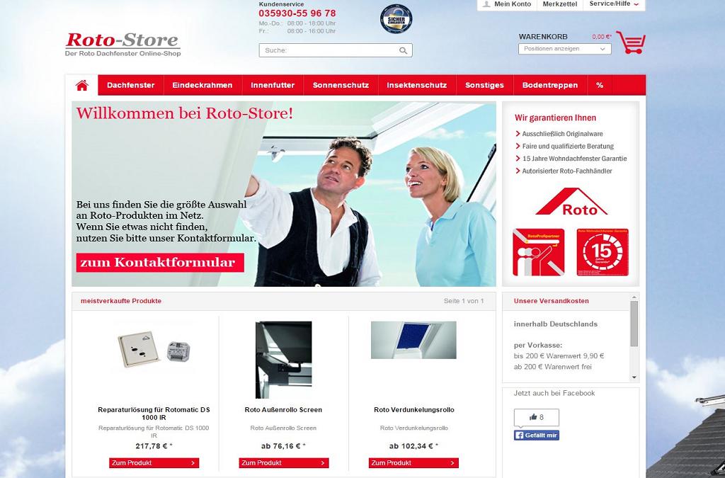 Roto-Store