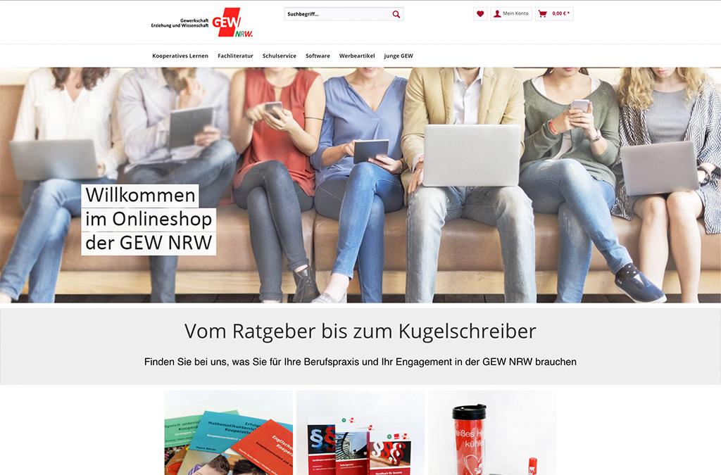 Gewerkschaft Erziehung und Wissenschaft - NRW