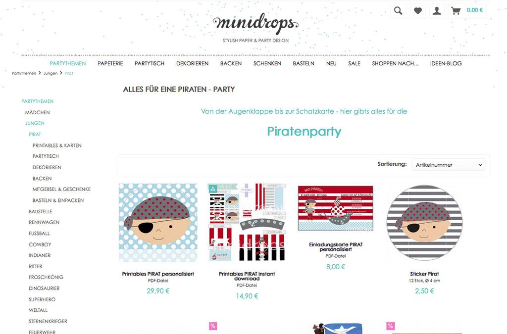 Minidrops.de