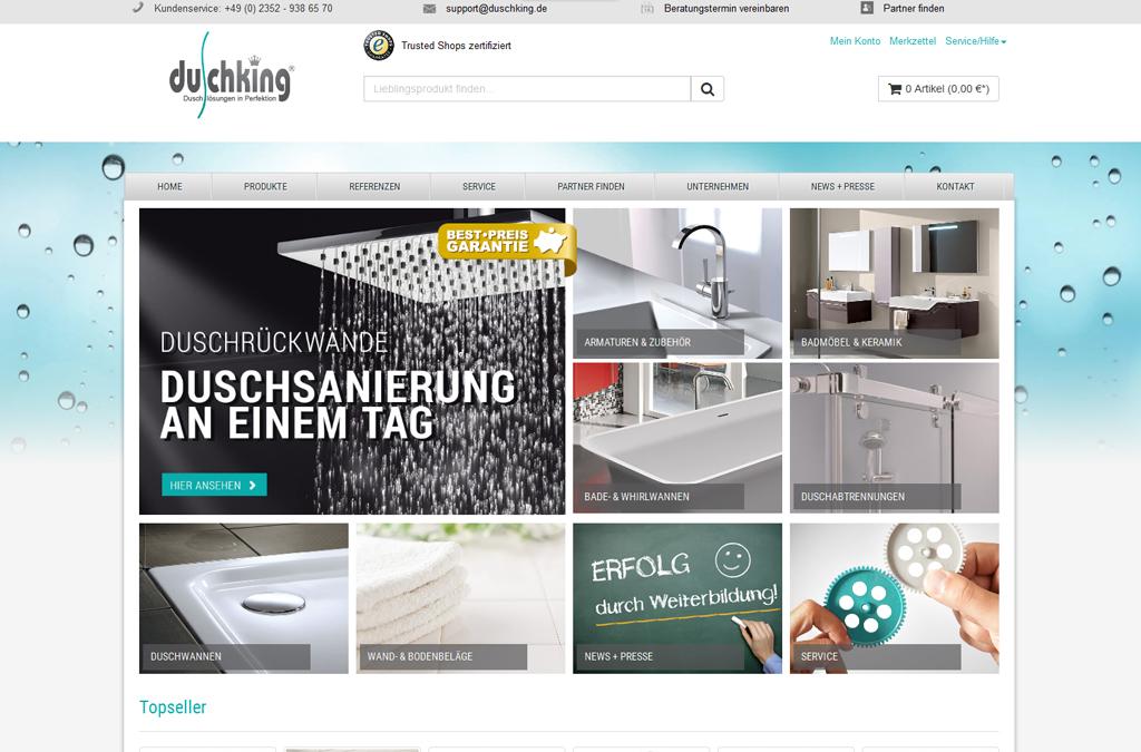 Duschking