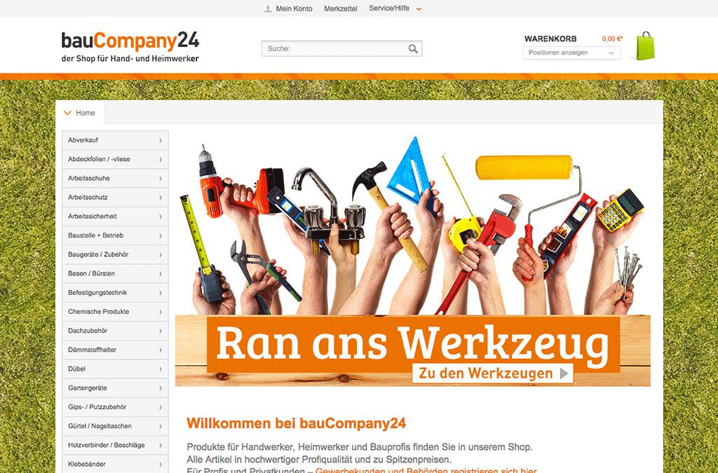 bauCompany24.de
