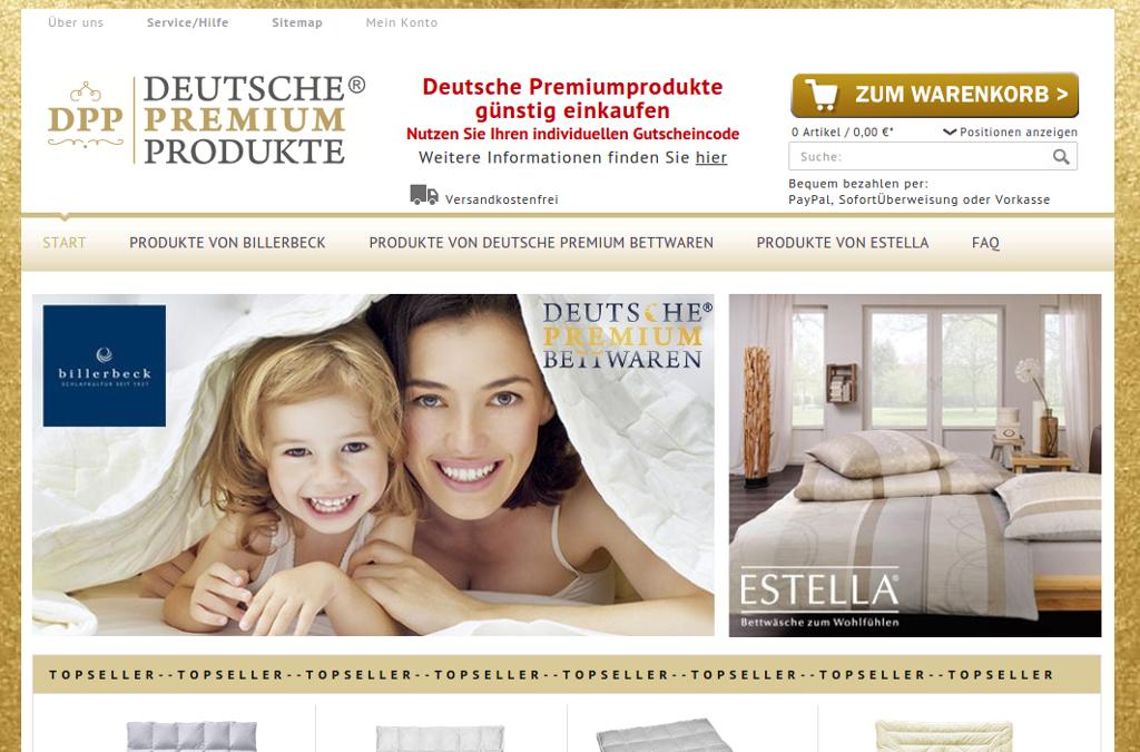 Deutsche Premiumprodukte