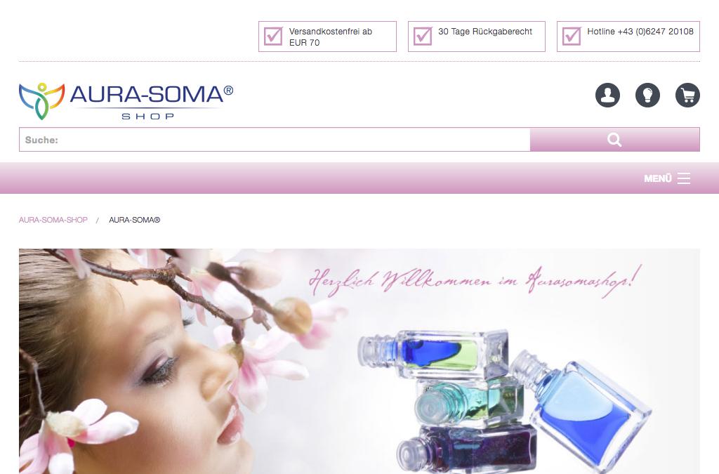 Aura-Soma Shop