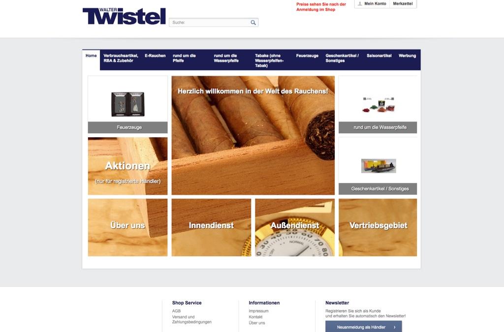 Walter Twistel (B2B)