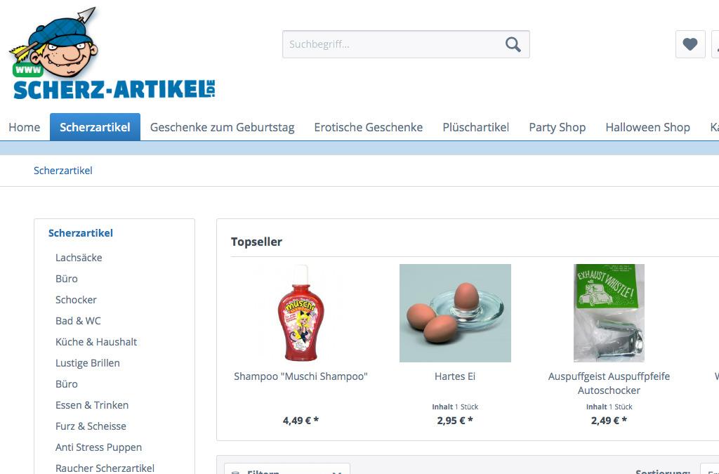 Scherz-Artikel.de
