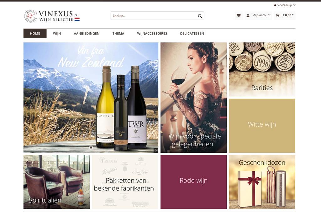 Vinexus Wijn Selectie