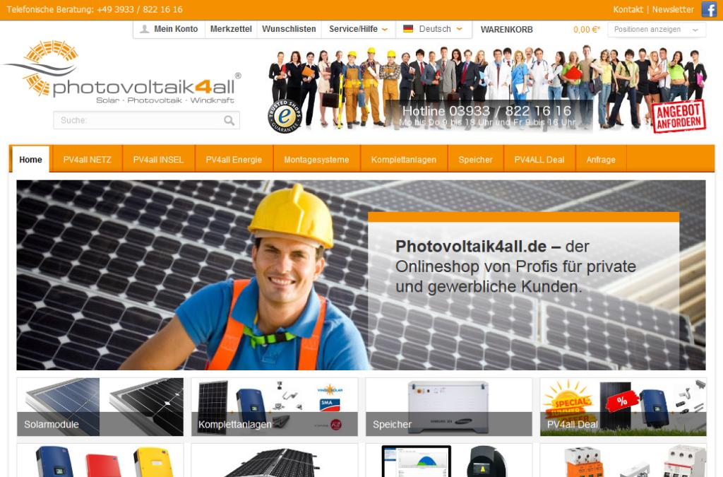 Photovoltaik4all