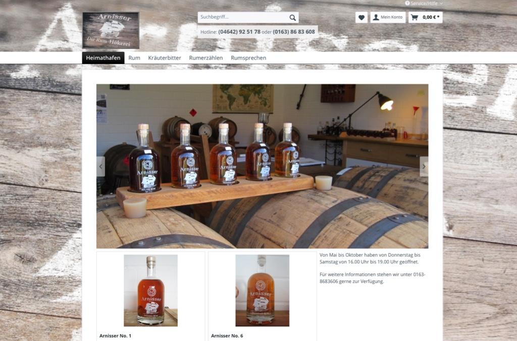 Arnisser Rum-Hökerei