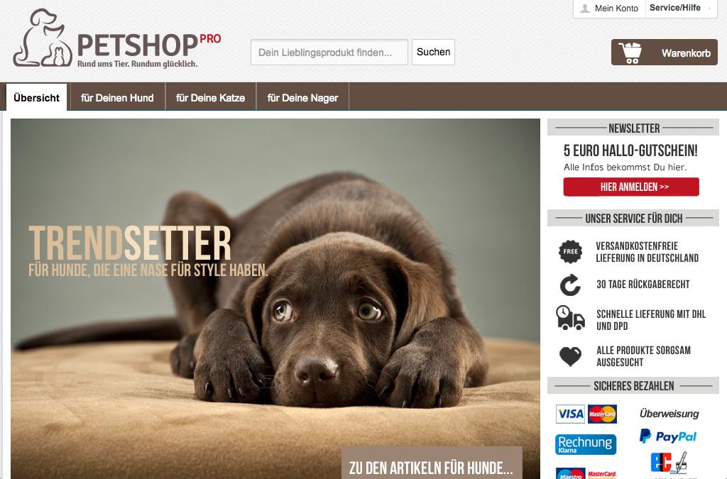 Petshop Pro